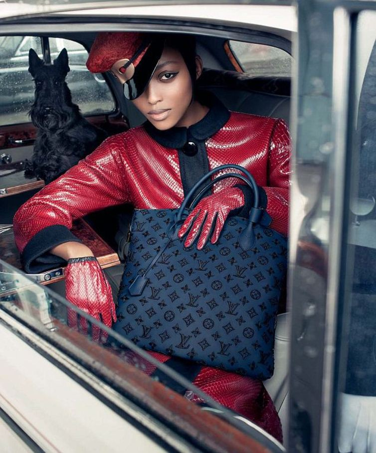 The New Face Of Louis Vuitton (ca. 2011)